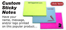 Post-it Note Pads